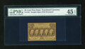 Fractional Currency:First Issue, Fr. 1281 25c First Issue PMG Choice Extremely Fine 45 EPQ....