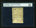 Colonial Notes:Rhode Island, Rhode Island May 1786 3s PMG Choice Very Fine 35....