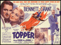 "Movie Posters:Comedy, Topper (MGM, 1937). Herald (6"" X 9""). Comedy...."