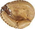 Baseball Collectibles:Others, Yogi Berra Model Glove ...