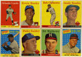 Baseball Cards:Sets, 1958 Topps Near Set (482/494).... (Total: 482 cards)