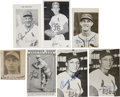 Autographs:Others, St. Louis Cardinals Greats Signature Collection Lot of 7....(Total: 7 items)