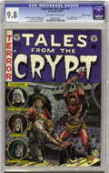 Golden Age (1938-1955):Horror, Tales From the Crypt #31 Gaines File pedigree (EC, 1952) CGC NM/MT9.8 Off-white to white pages....