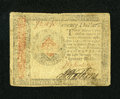 Colonial Notes:Continental Congress Issues, Continental Currency January 14, 1779 $70 Very Good....