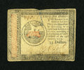 Colonial Notes:Continental Congress Issues, Continental Currency January 14, 1779 $35 Fine....