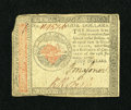 Colonial Notes:Continental Congress Issues, Continental Currency January 14, 1779 $4 Fine-Very Fine....