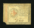 Colonial Notes:Continental Congress Issues, Continental Currency January 14, 1779 $2 Fine....
