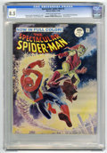 Magazines:Superhero, Spectacular Spider-Man #2 (Marvel, 1968) CGC VF+ 8.5 Cream tooff-white pages....