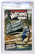 Bronze Age (1970-1979):Horror, The Witching Hour #21 (DC, 1972) CGC VF/NM 9.0 Off-white to whitepages....