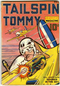 Pulps:Adventure, Tailspin Tommy Air Adventure Magazine V1#1 (C. J. H. Publications, 1936) Condition: VG-....