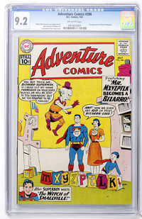Adventure Comics #286 (DC, 1961) CGC NM- 9.2 Off-white pages