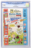 Bronze Age (1970-1979):Cartoon Character, Richie Rich, Casper and Wendy National League #1 File Copy (Harvey,1976) CGC NM 9.4 White pages....