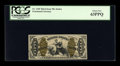 Fractional Currency:Third Issue, Fr. 1345 50c Third Issue Justice PCGS Choice New 63PPQ....