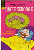 Bronze Age (1970-1979):Cartoon Character, Uncle Scrooge #112 (Gold Key, 1974) Condition: VF+....