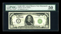 Small Size:Federal Reserve Notes, Fr. 2210-I $1000 1928 Federal Reserve Note. PMG About Uncirculated 50.. ...