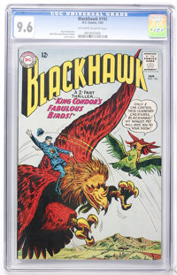 Blackhawk #192 (DC, 1964) CGC NM+ 9.6 Off-white to white pages