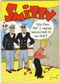 Golden Age (1938-1955):Humor, Four Color #6 Smitty (Dell, 1942) Condition: Qualified VF/NM....