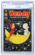 Silver Age (1956-1969):Humor, Wendy, the Good Little Witch #50 File Copy (Harvey, 1968) CGC NM 9.4 Off-white to white pages....