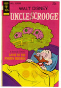 Bronze Age (1970-1979):Cartoon Character, Uncle Scrooge #112 Signed by Carl Barks (Gold Key, 1974) Condition:VF+....