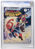 Magazines:Superhero, Spectacular Spider-Man #2 (Marvel, 1968) CGC NM- 9.2 Whitepages....