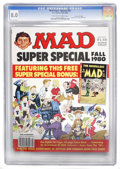 Magazines:Mad, Mad Special #32 Gaines File Copy (EC, 1980) CGC VF 8.0 Off-white towhite pages....