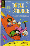 Bronze Age (1970-1979):Cartoon Character, Uncle Scrooge #117 Signed by Carl Barks (Gold Key, 1975) Condition:VF....