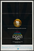 "Movie Posters:Science Fiction, Logan's Run (MGM, 1976). One Sheet (27"" X 41"") Advance. ScienceFiction. ..."