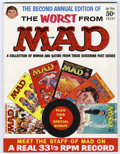 Magazines:Mad, Worst From Mad #2 (EC, 1959) Condition: NM-....