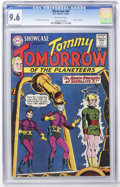 Silver Age (1956-1969):Science Fiction, Showcase #42 Tommy Tomorrow (DC, 1963) CGC NM+ 9.6 Off-white pages....