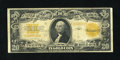 Large Size:Gold Certificates, Fr. 1187 $20 1922 Gold Certificate Fine-Very Fine....