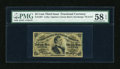 Fractional Currency:Third Issue, Fr. 1297 25c Third Issue PMG Choice About Unc 58 EPQ....
