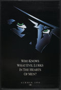 "Movie Posters:Adventure, The Shadow (Universal, 1994). One Sheet (27"" X 40"") DS Advance.Adventure...."