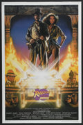 "Movie Posters:Adventure, Raiders of the Lost Ark (Kilian Enterprises, R-1991). 10thAnniversary One Sheet (27"" X 41"") SS. Adventure...."