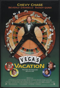 "Vegas Vacation (Warner Brothers, 1997). One Sheet (27"" X 40""). Comedy"
