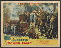 "Movie Posters:War, The Real Glory (United Artists, 1939). Lobby Card (11"" X 14"").War...."