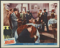 "Movie Posters:Film Noir, The Killers (Universal, 1946). Lobby Card (11"" X 14""). FilmNoir...."