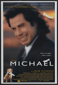"Michael (Turner, 1996). One Sheet (27"" X 40"") SS. Fantasy"