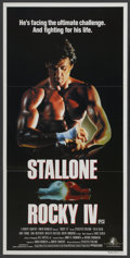 "Movie Posters:Sports, Rocky IV (MGM/UA, 1985). Australian Daybill (13"" X 27""). Sports...."