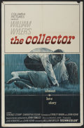 "Movie Posters:Thriller, The Collector (Columbia, 1965). One Sheet (27"" X 41""). Thriller...."