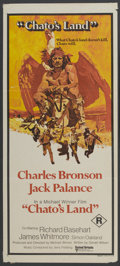 "Movie Posters:Western, Chato's Land (United Artists, 1972). Australian Daybill (13"" X 30""). Western...."
