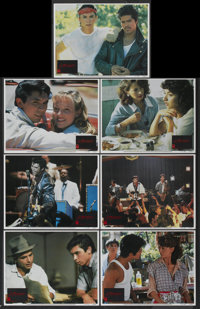 "La Bamba (Columbia, 1987). Lobby Cards (7) (11"" X 14""). Drama.... (Total: 7 Items)"