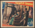 """Movie Posters:Crime, Temple Tower (Fox, 1930). Lobby Card (11"""" X 14""""). Crime...."""