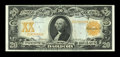 Large Size:Gold Certificates, Fr. 1183 $20 1906 Gold Certificate Choice About New....