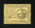 Colonial Notes:Continental Congress Issues, Continental Currency February 17, 1776 $2 Extremely Fine-AboutNew....