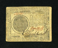 Colonial Notes:Continental Congress Issues, Continental Currency November 29, 1775 $7 Extremely Fine-AboutNew....