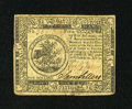 Colonial Notes:Continental Congress Issues, Continental Currency July 22, 1776 $5 Very Fine-Extremely Fine....