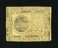 Colonial Notes:Continental Congress Issues, Continental Currency May 10, 1775 $7 Very Fine....
