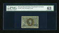 Fractional Currency:Second Issue, Fr. 1245 10c Second Issue PMG Choice Uncirculated 63....