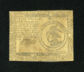 Colonial Notes:Continental Congress Issues, Continental Currency February 17, 1776 $3 Fine....