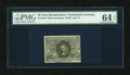 Fractional Currency:Second Issue, Fr. 1246 10c Second Issue PMG Choice Uncirculated 64 EPQ....